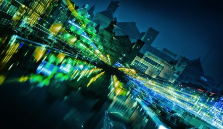 Urban Zoom – abstract photos by Jakob Wagner
