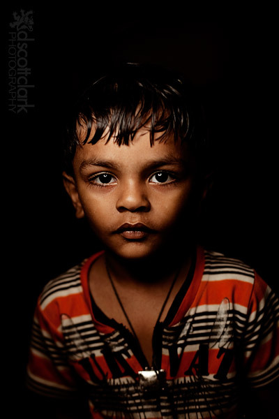 Rajasthan Faces – portraits from India by D. Scott Clark