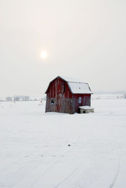 Sheds, Shacks & Shelters – rural architectural photos by Stephan Faerber