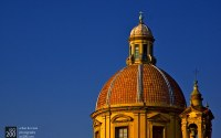 Photo blog photo: 'The dome of San Frediano in Cestello, Florence'