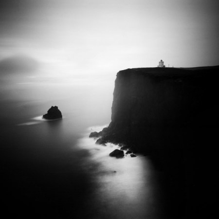 Iceland II – more black and white landscape photos by Michael Schlegel