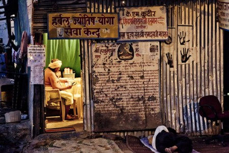 Early Morning Mumbai – photojournalism from Matt Mawson