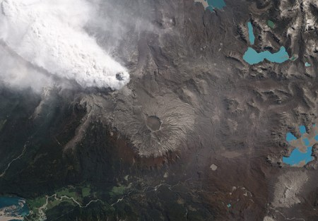 Satellite eye on Earth: October 2011 in pictures