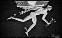 Photo blog photo: 'Winged Mercury, Rockefeller Centre'