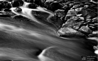 Photo blog photo: 'Rushing river'