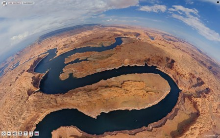 Declination: fabulous aerial panoramas from around the world