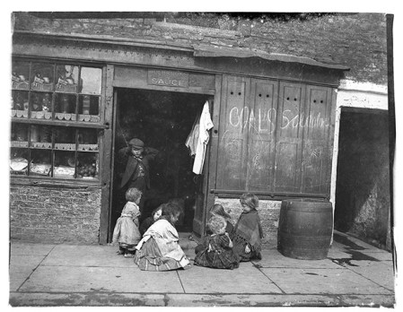 Street scenes of 19th-century Newcastle – in pictures