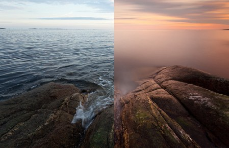The 3 classic uses of a neutral density filter