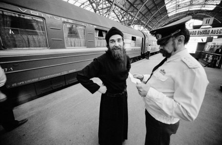 Black and white – photos from Eastern Europe by Matt Carr