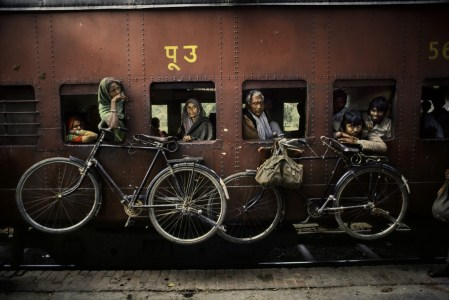 The bicycle – the world's ride – photos by Steve McCurry