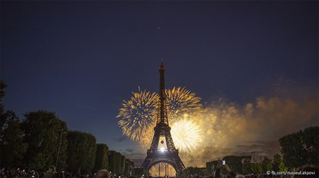 Paris in motion – timelapse photos by Mayeul Akpovi