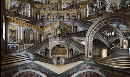 Hyper-photos: Jean-François Rauzier attempts to create the most detailed images in the world
