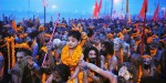 Related item: 'Millions of Hindus gather at the Ganges in India for the Maha Kumbh Mela'