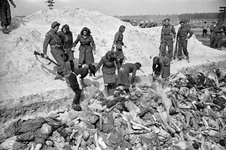 At the Gates of Hell: The Liberation of Bergen-Belsen, April 15 1945