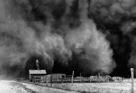 The Dust Bowl – photos from the 1930s