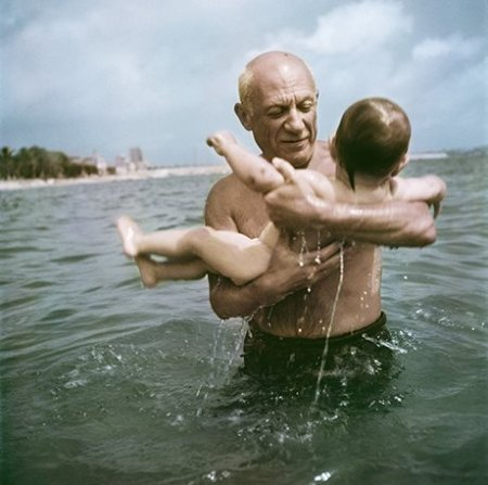 Robert Capa in colour sheds new light on a black-and-white master