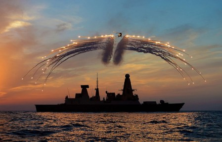 In pictures: Winners announced in Royal Navy Peregrine Trophy photography awards
