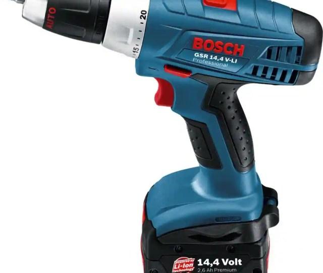 Bosch Drill Machine Gsr 144 V Li