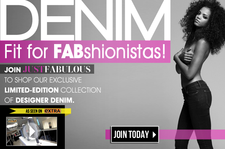 Denim Fit for Fabshionistas!