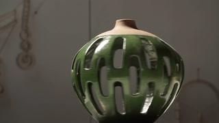 Inside Heather Levine's Ceramics Studio