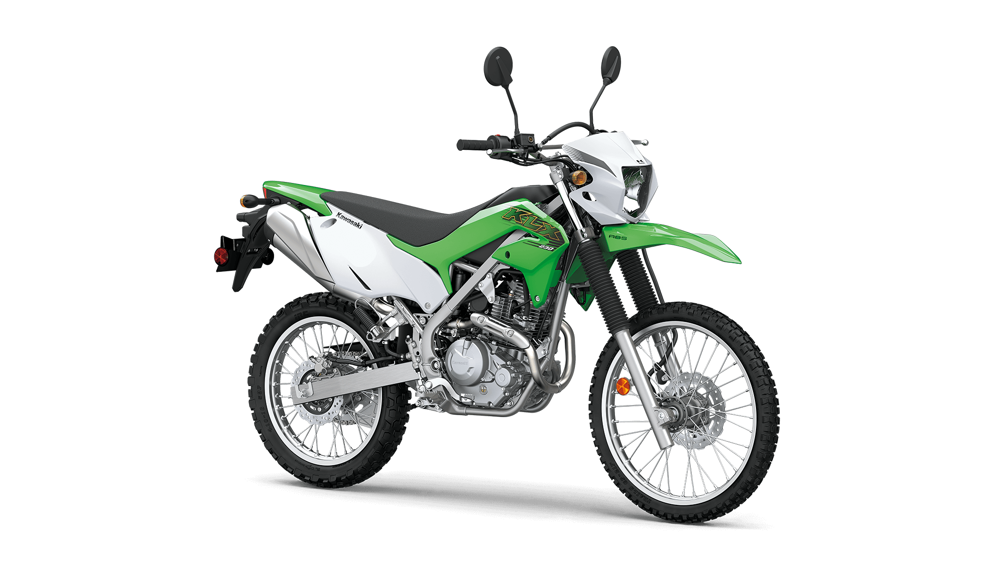 Klx 230 Abs Klr Klx Motorcycle By Kawasaki