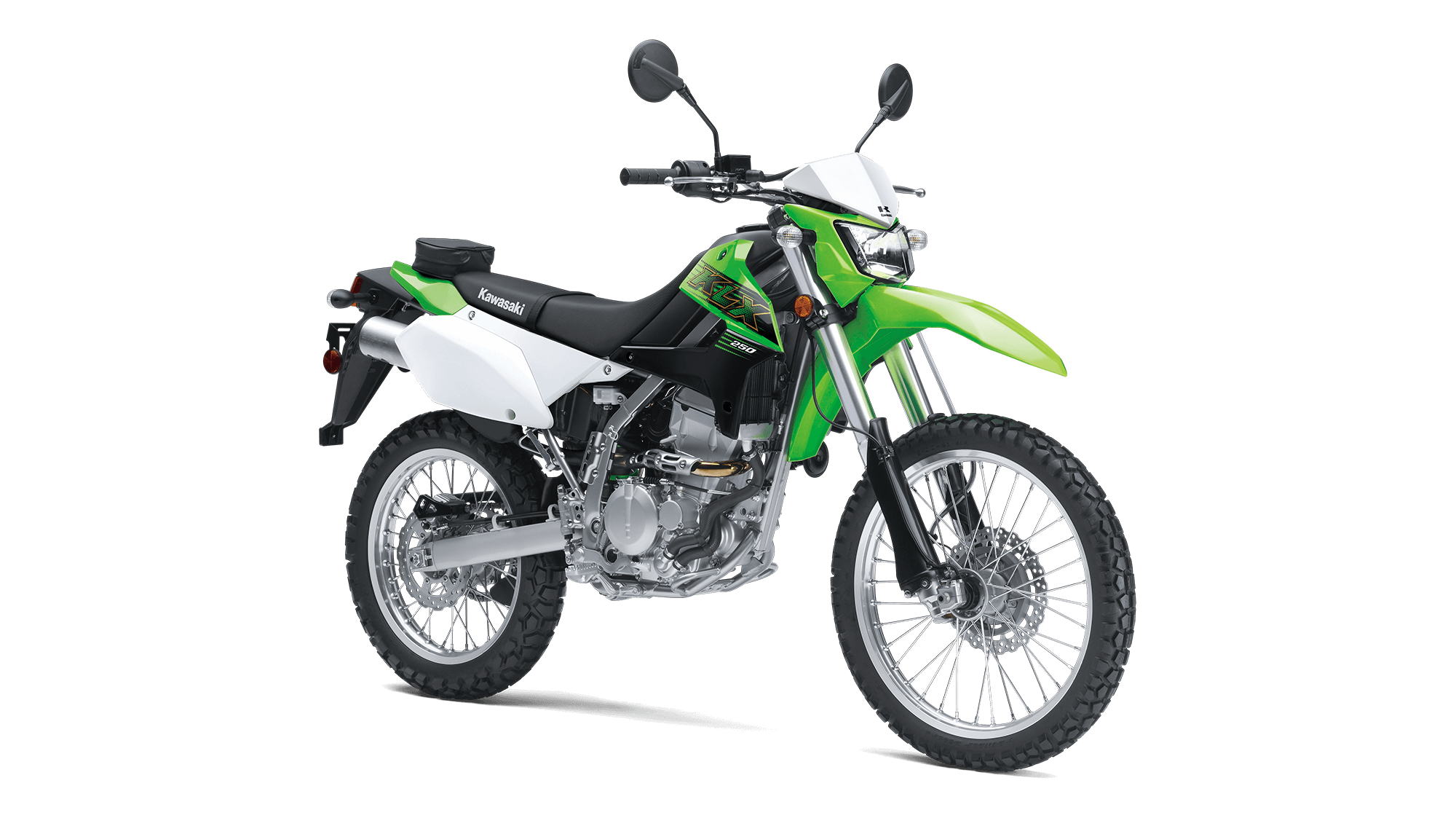 Klx 250 Klr Klx Motorcycle By Kawasaki
