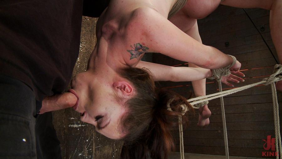 Ragazza della porta accanto Jessi Palmer in un nuovo rottura della sospensione, il cranio scopata, fatto 2 cum più e più (Kink)