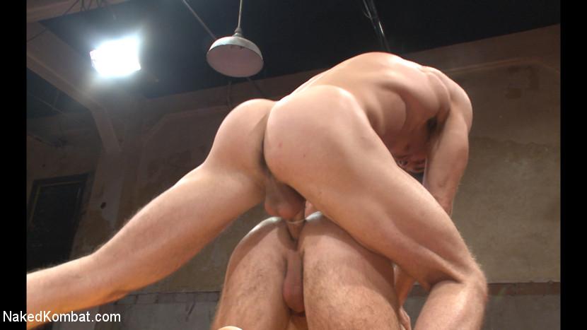 Lance Hart vs Brendan Patrick - Face Sitting