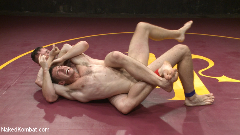 Jed Athens vs Logan Stone - domination