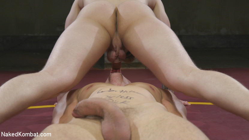 JJ Knight vs Scotty Zee - Total Humiliation - anal fingering