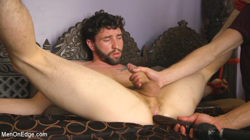 Men-on-Edgers Sebastian and Jackson Get Edged! - KinkMen