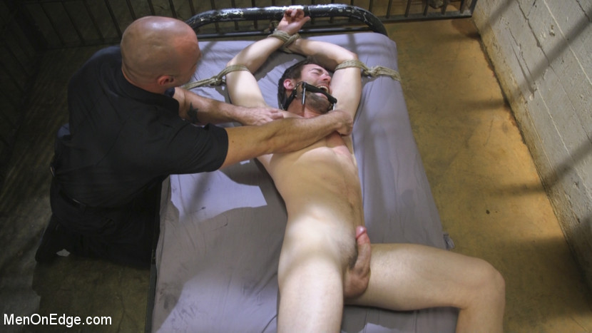 Horny Pervert Takes Some Rough Justice - Male Sub