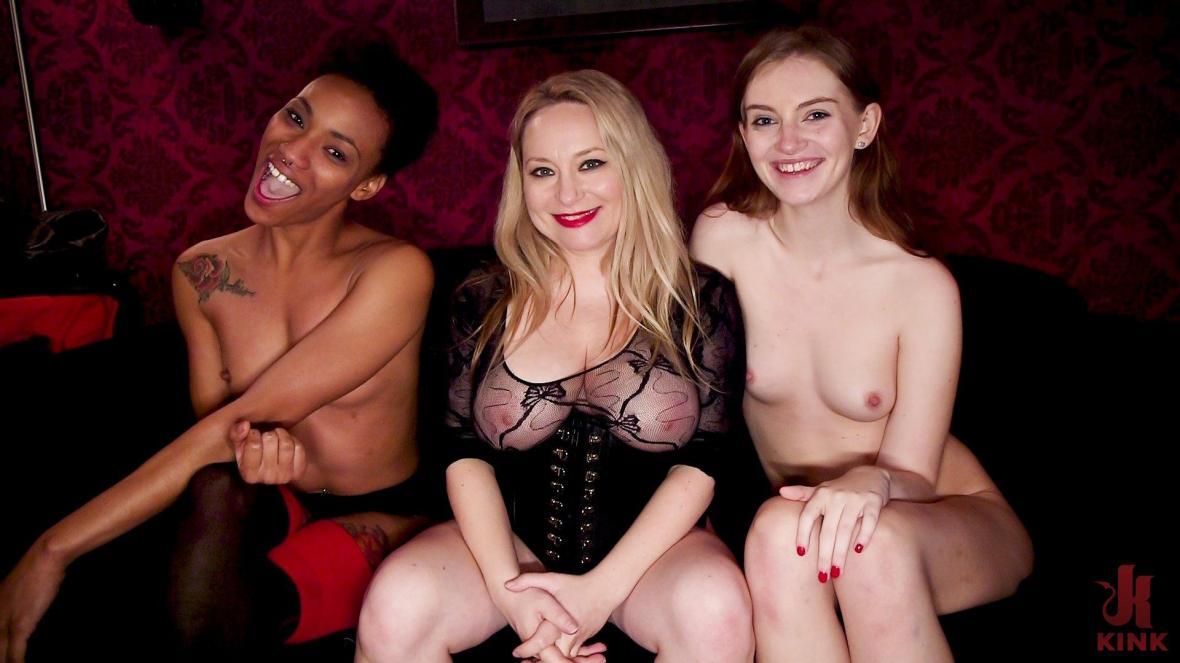 受虐狂的肛门爱在BDSM球上全部爱上 - 竞技