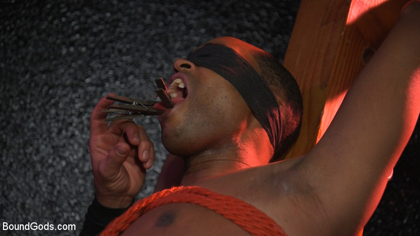 New meat Alson Caramel fisted and fucked for HustlaBall! - master