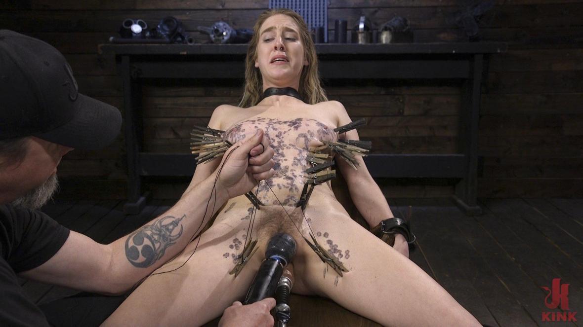 La destrucción de Cadence Luxe - El castigo corporal