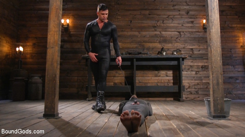 Dominic Pacifico and Chance Summerlin: Serve and Submit - Male Sub