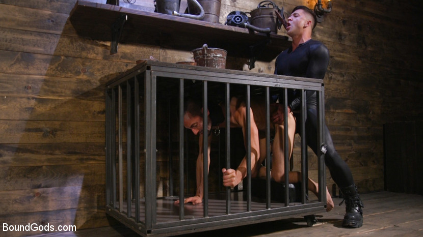 Dominic Pacifico and Chance Summerlin: Serve and Submit - Corporal Punishment