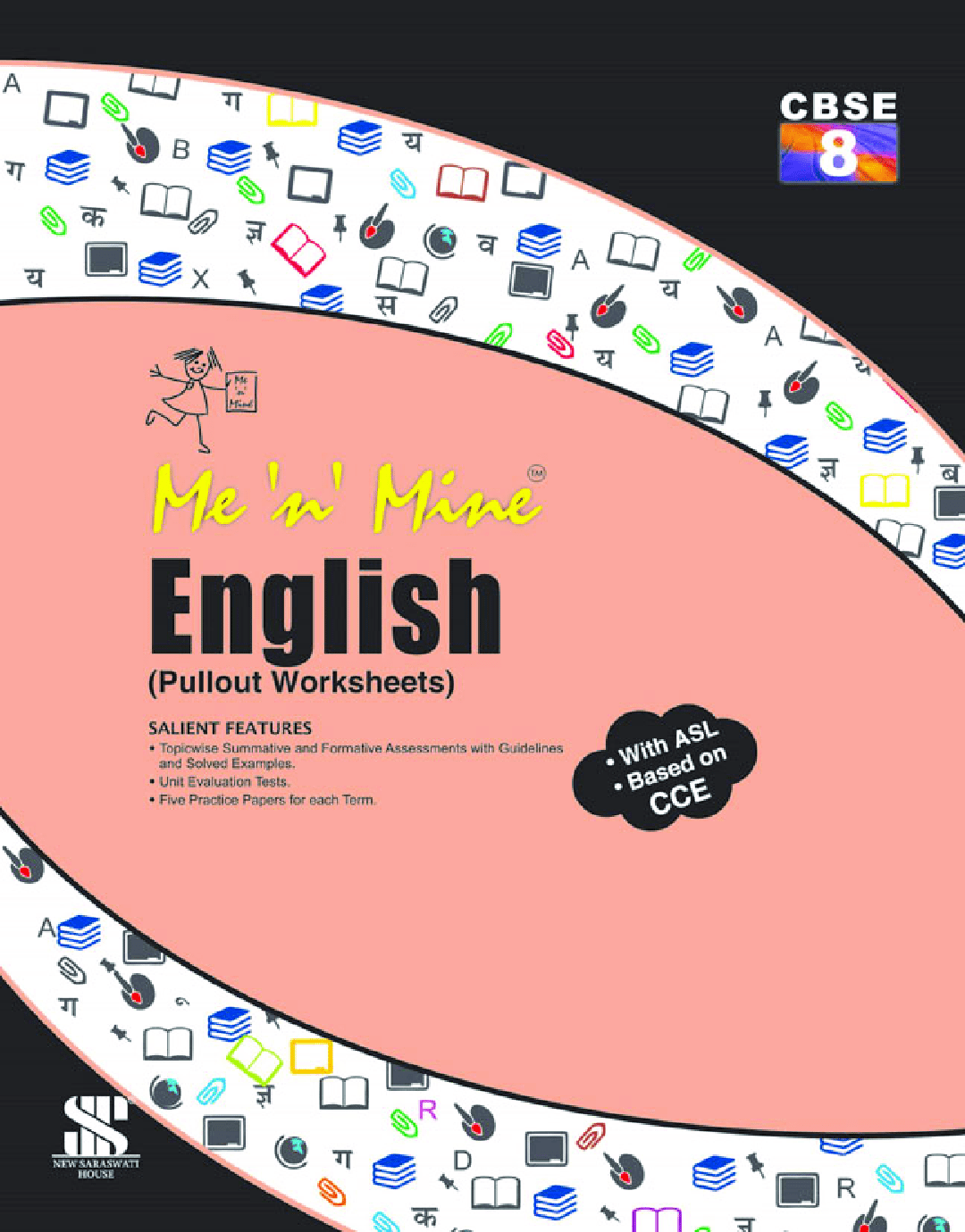 Download Me N Mine English For Class Viii Cbse Pullout