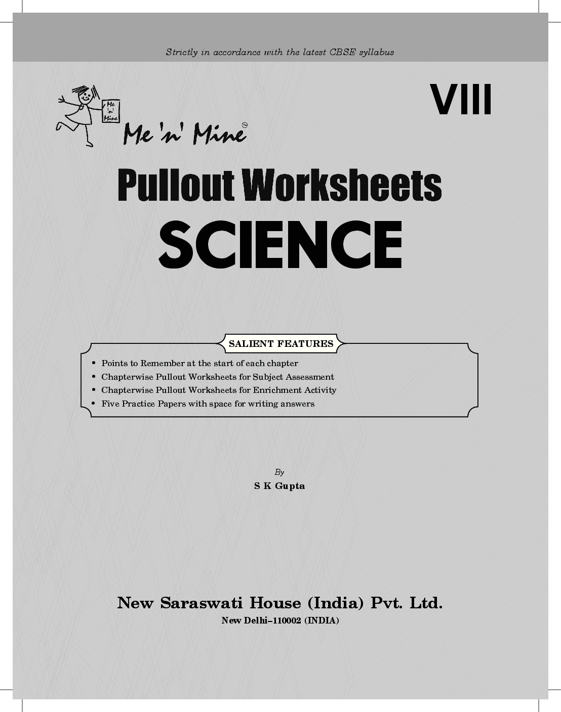 Download Me N Mine Pullout Worksheets Science For Class