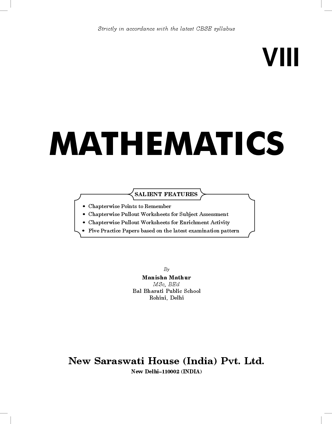 Download Me N Mine Pullout Worksheets Mathematics For