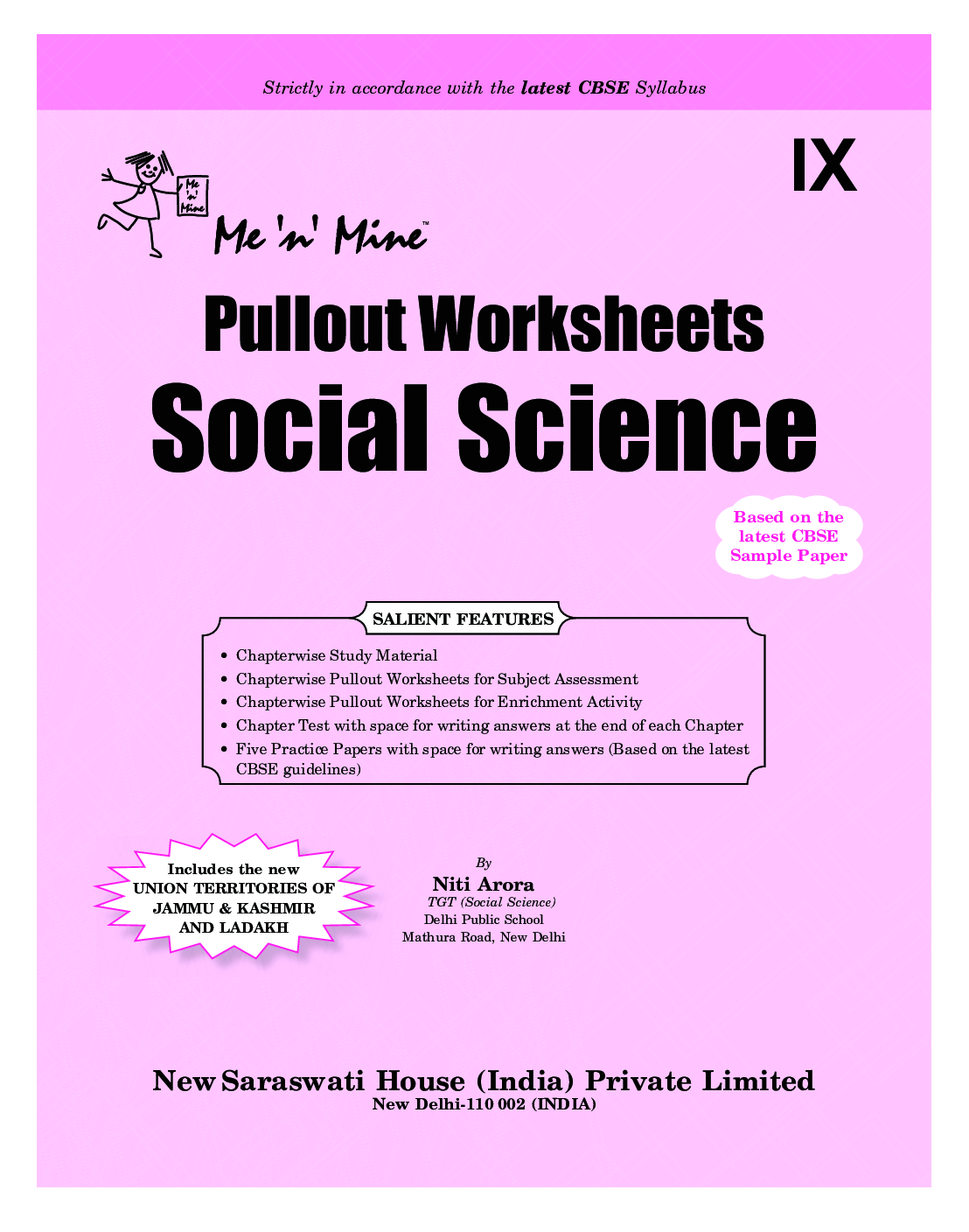 Download Cbse Pullout Worksheets Social Science For Class