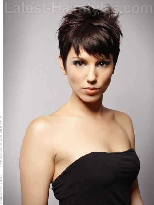 Perfect Pixie Cut For Curly Hair Photo 23 Cuts Women With 2018