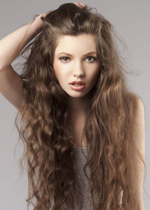 Top 25 Long Curly Hair Ideas Of 2019