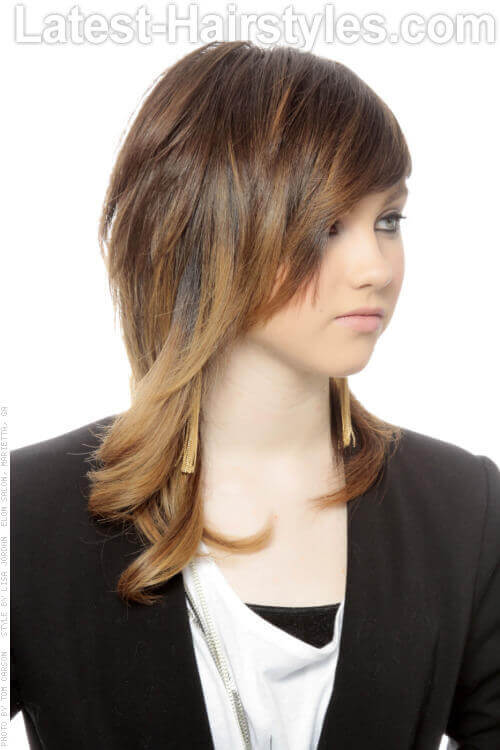 Time To Go Crazy 10 Funky Hairstyles To Try