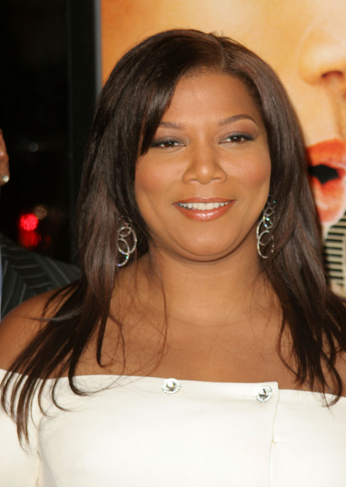 7 New Queen Latifah Hair And Color Inspirations