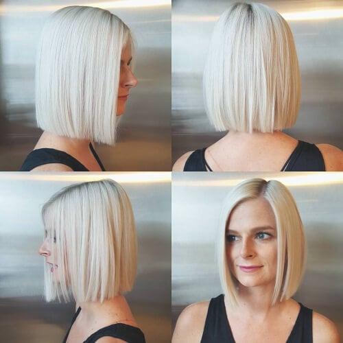 30 Best Platinum Blonde Hair Colors For 2018