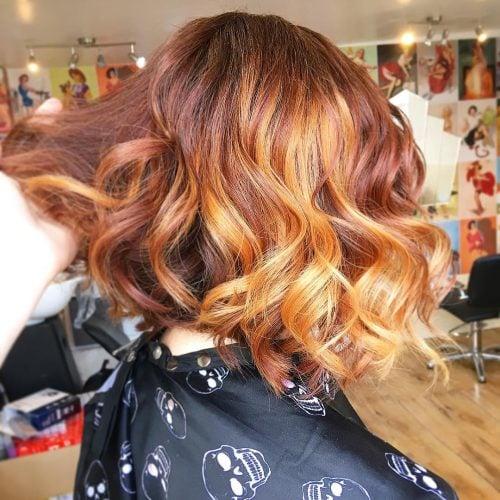 23 Best Auburn Hair Color Ideas For 2019 Dark Light