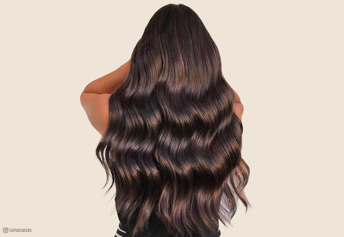 19 Hottest Dark Brown Hair Colors To Inspire You In 2019