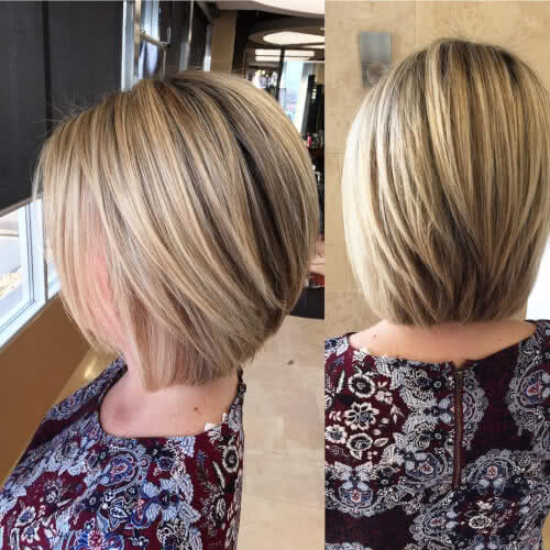 49 Chic Short Bob Hairstyles Amp Haircuts For Women In 2019