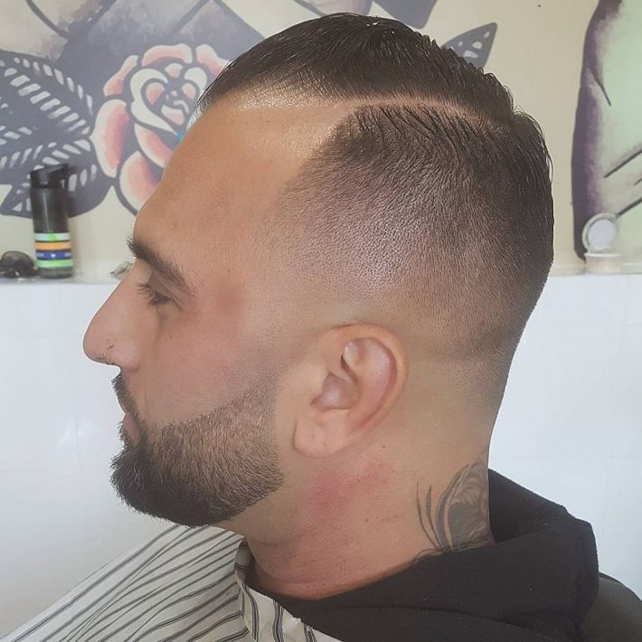 35 best hairstyles for men with thin hair (add volume in 2018)